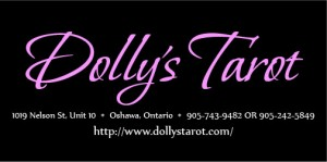 Dolly's Tarot Corner - For Products Events