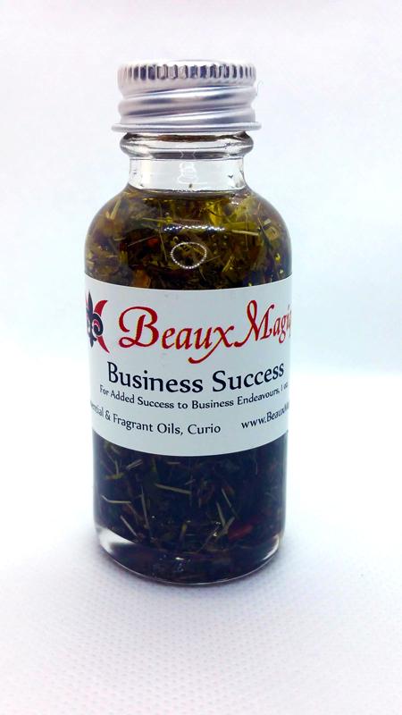 Business Success ~ Altar Oil, Conjure Oil, Ritual oil