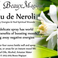 l'eau de Neroli