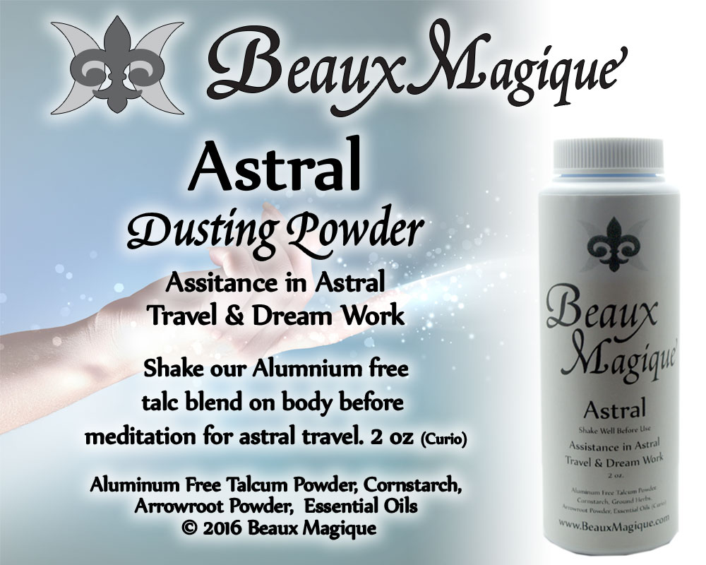 Astral Dusting Powder