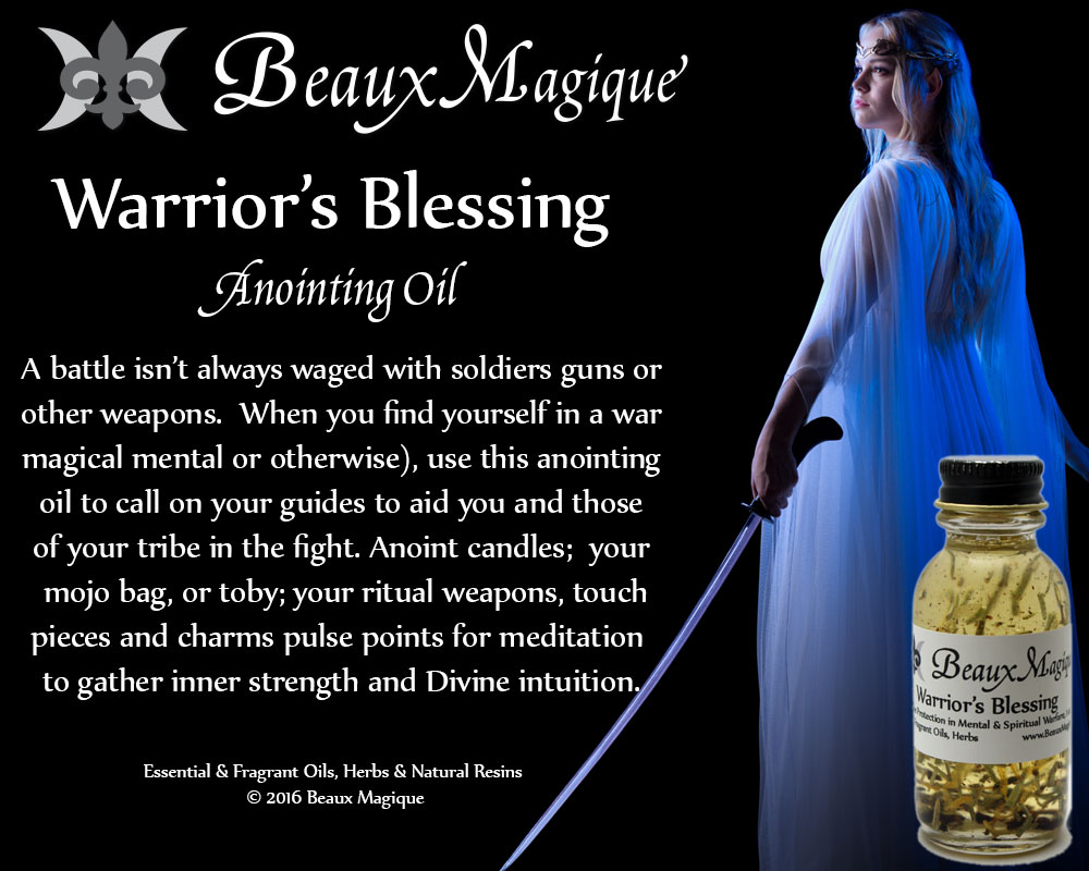 Warrior's Blessing