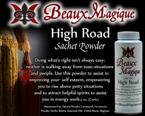 High Road Powder